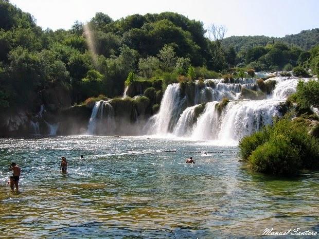 Cascate del Krka