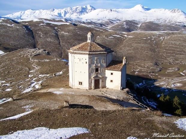 Calascio, Santa Maria della Pietà