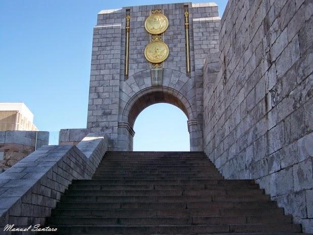 Gibilterra, porta d'accesso alla città