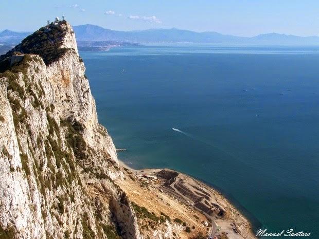 Gibilterra, Upper Rock Nature Reserve