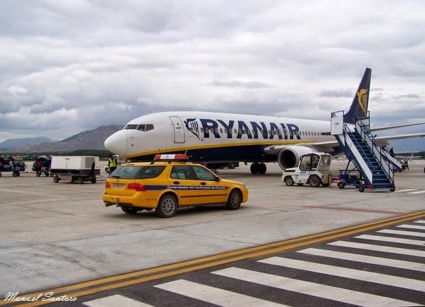 Granada, aeroporto Garcia Lorca