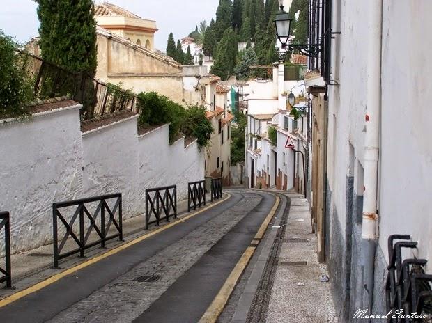 Granada, Barrio de Albaicin