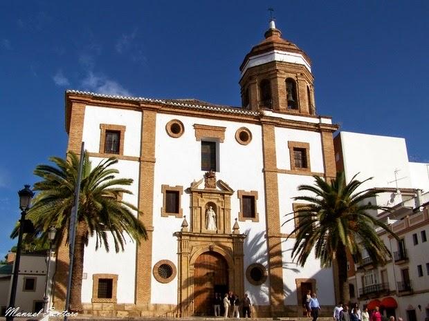 Ronda, Convento de la Merced