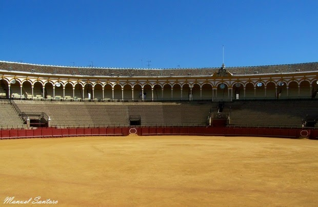 Siviglia, Plaza de Toros