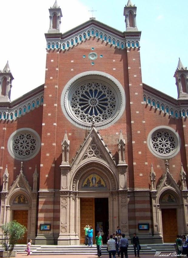 Istanbul, Chiesa di Sant'Antonio di Padova
