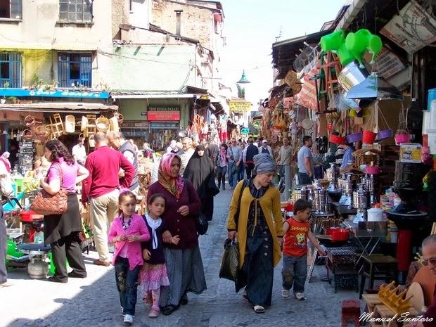 Istanbul, Bazar Egizio