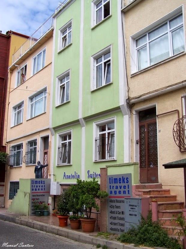 Istanbul, Anatolia Suites