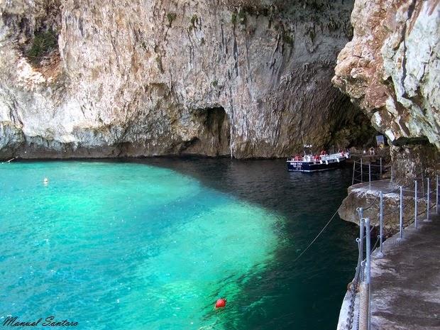 Grotta della Zinzulusa, Castro Marina