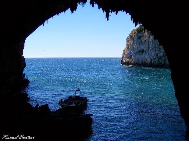 Castro Marina, grotta della Zinzulusa
