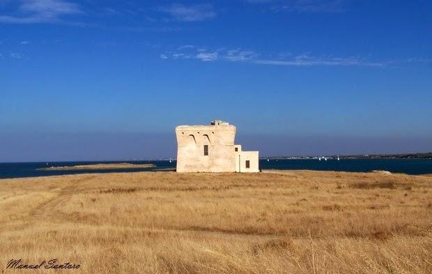 Riserva Naturale di Torre Guaceto, torre aragonese