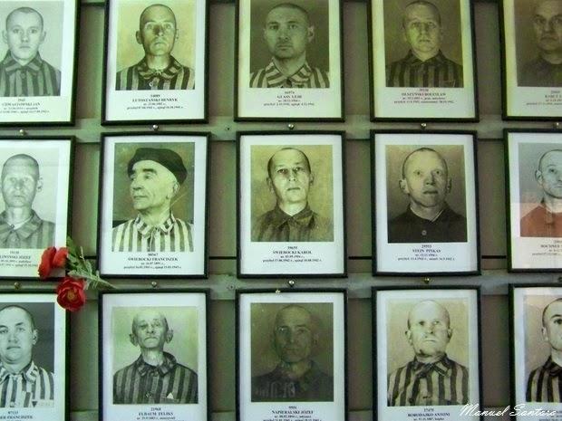 Auschwitz, prigionieri