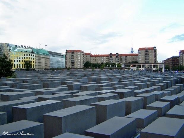 Berlino, Memoriale dell'Olocausto