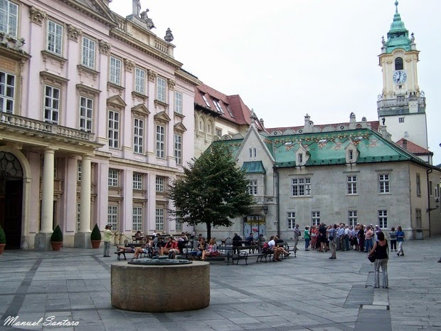 Bratislava, Palazzo Primaziale