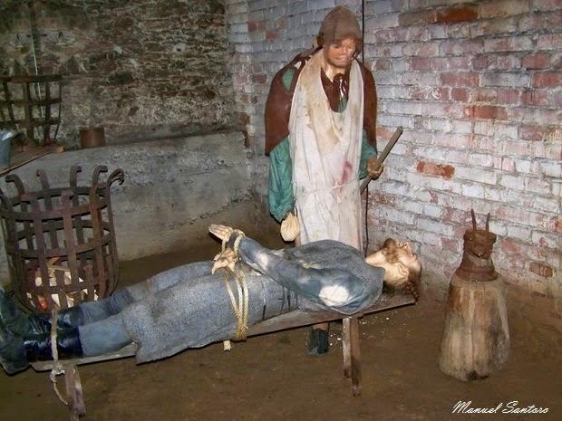 Cesky Krumlov, Museo delle Torture