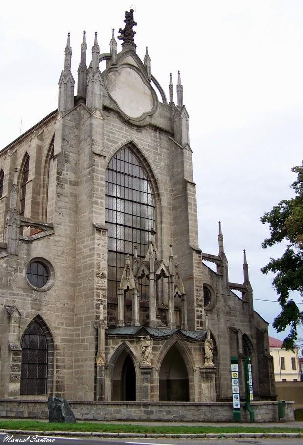 Sedlec, Cattedrale di Nostra Signora
