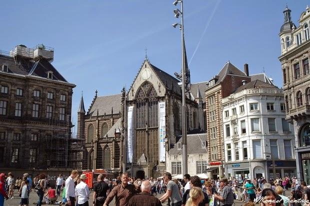 Amsterdam, Nieuwe Kerk