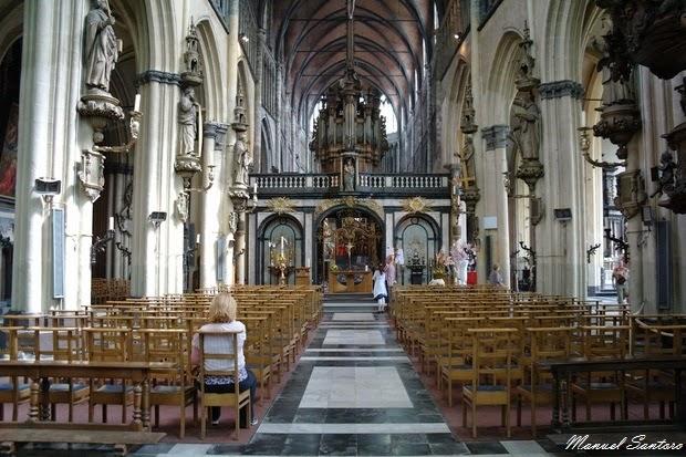 Bruges, chiesa di Nostra Signora