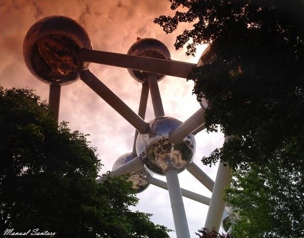 Bruxelles, Atomium