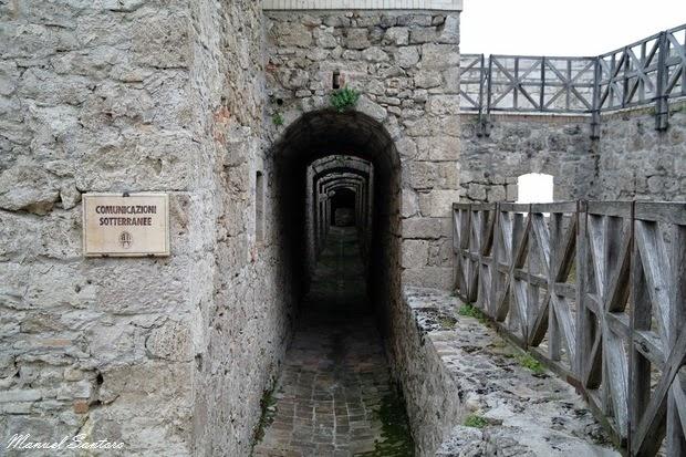Civitella del Tronto, Fortezza
