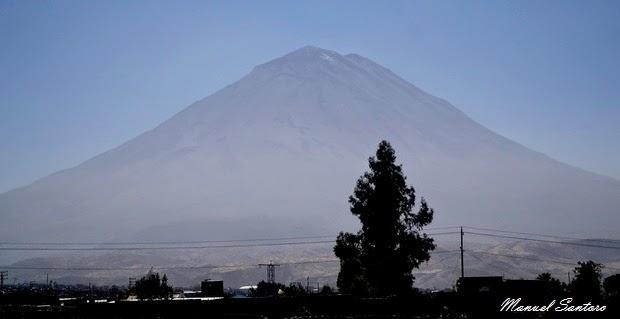 Arequipa, Volcan Misti