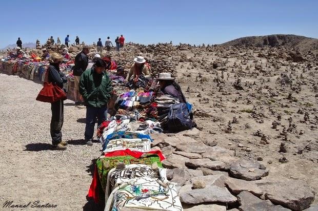 Mirador delle Ande, 4910 m slm