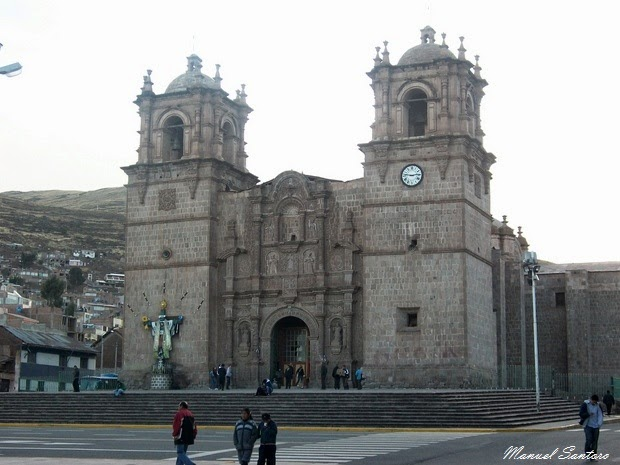 Puno, Cattedrale