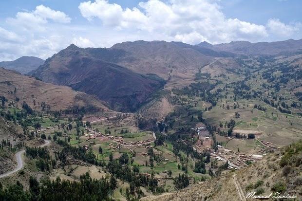 Valle Sagrado, panorama
