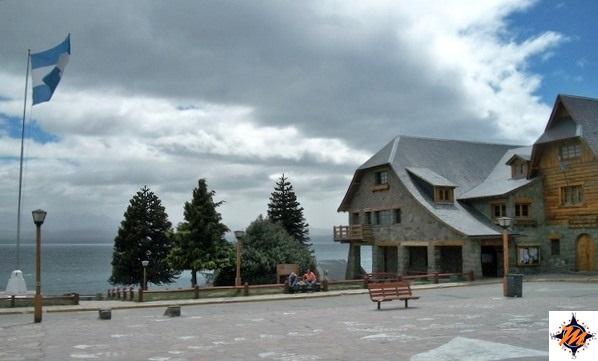 San Carlos de Bariloche, centro civico