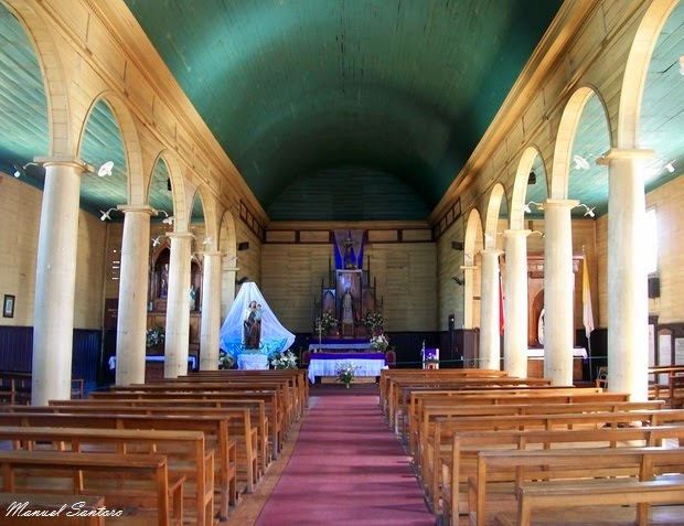 Dalcahue, chiesa principale