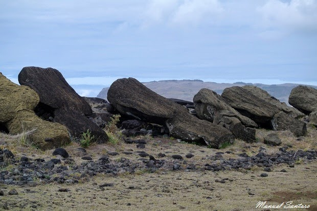 Isola di Pasqua, Ahu Vaihu