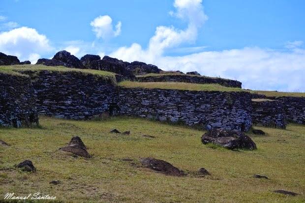 Isola di Pasqua, Orongo