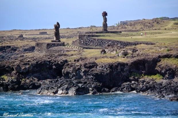 Isola di Pasqua, Ahu Tahai