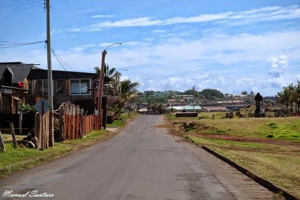 Isola di Pasqua, Hanga Roa