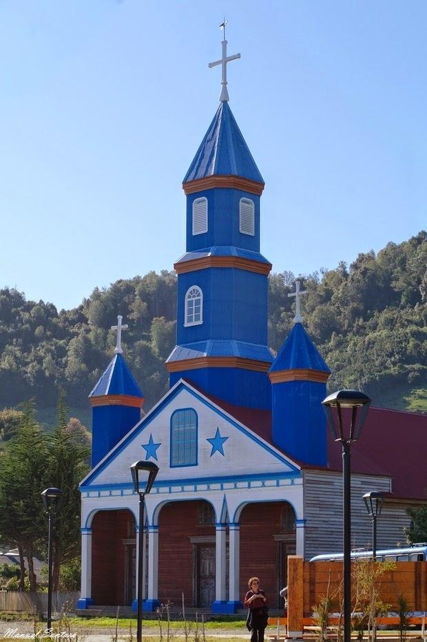 Tenaun, chiesa principale
