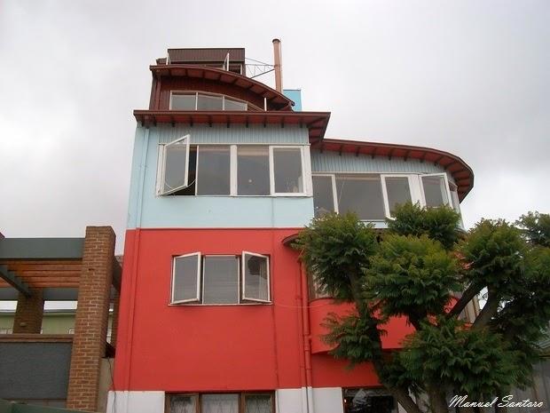 Valparaiso, La Sebastiana