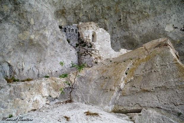 Palombaro, Grotta Sant'Angelo