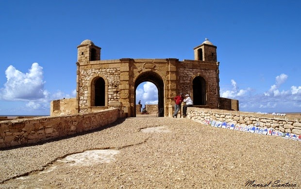 Essaouira, Skala de la Kasba