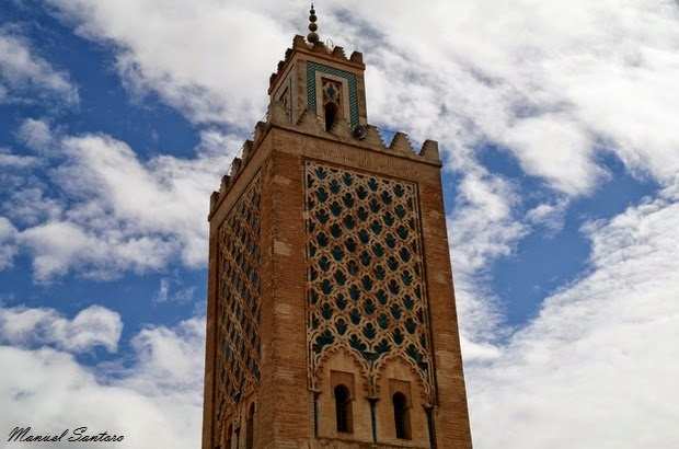 Marrakech, Moschea Ben Saleh