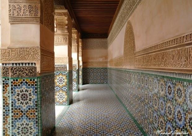 Marrakech, Medersa Ben Youssef
