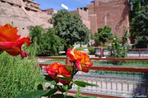 Marrakech, Tombe Saadiane