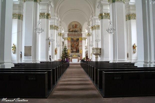 Heidelberg, Jesuitenkirche