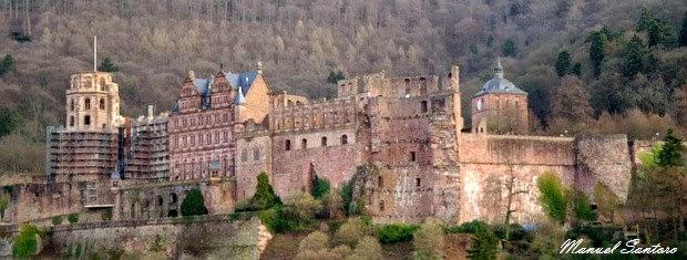 Heidelberg, Castello
