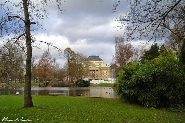 Wiesbaden, Warmer Damm