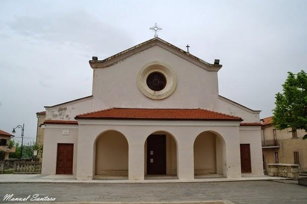 Salle Nuova, chiesa di San Salvatore