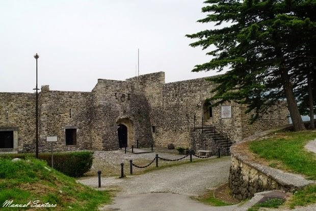 Salle Vecchia, castello