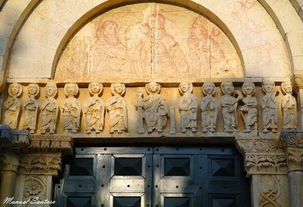 San Tommaso di Caramanico Terme, chiesa di San Tommaso