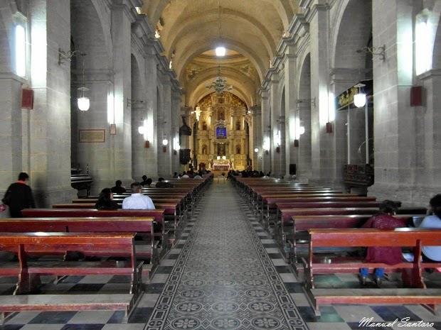 Cajamarca, Iglesia de San Francisco