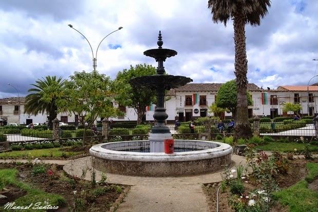 Chachapoyas, Plaza de Armas
