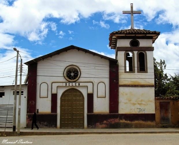 Chachapoyas, Templo de Nuestra Señora de Belen