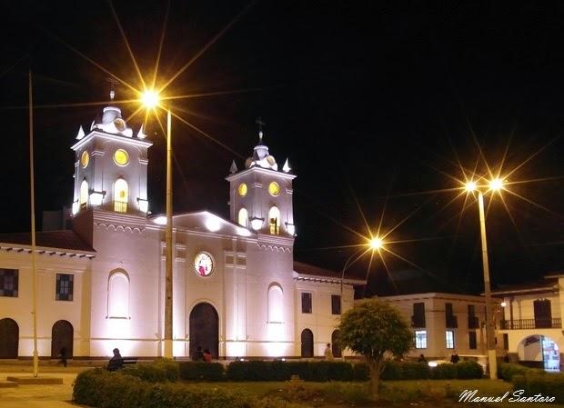 Chachapoyas, Basilica Catedral